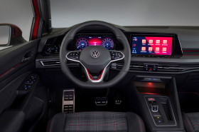 VW Golf GTI - Cockpit