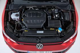 VW Golf GTI - Motor