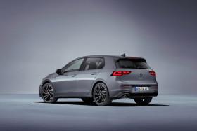 VW Golf GTD - hinten