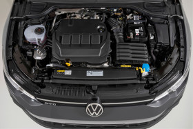 VW Golf GTD - Motor