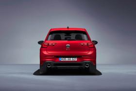 VW Golf GTI - Heck