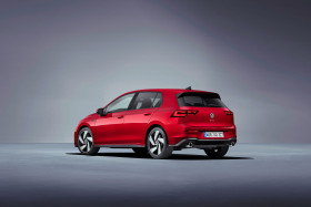 VW Golf GTI - hinten