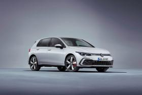 VW Golf GTE - vorn