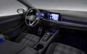 VW Golf GTE - Cockpit