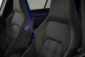 VW Golf GTE - Innen