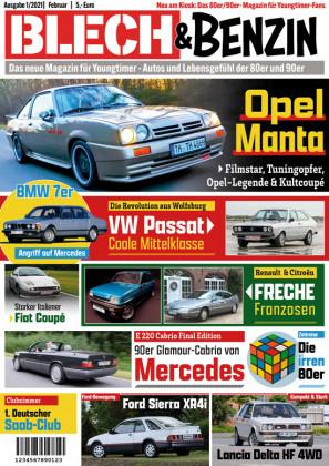 Blech & Benzin. Ausgabe 1