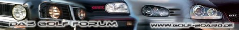 Modellbau VW Golf