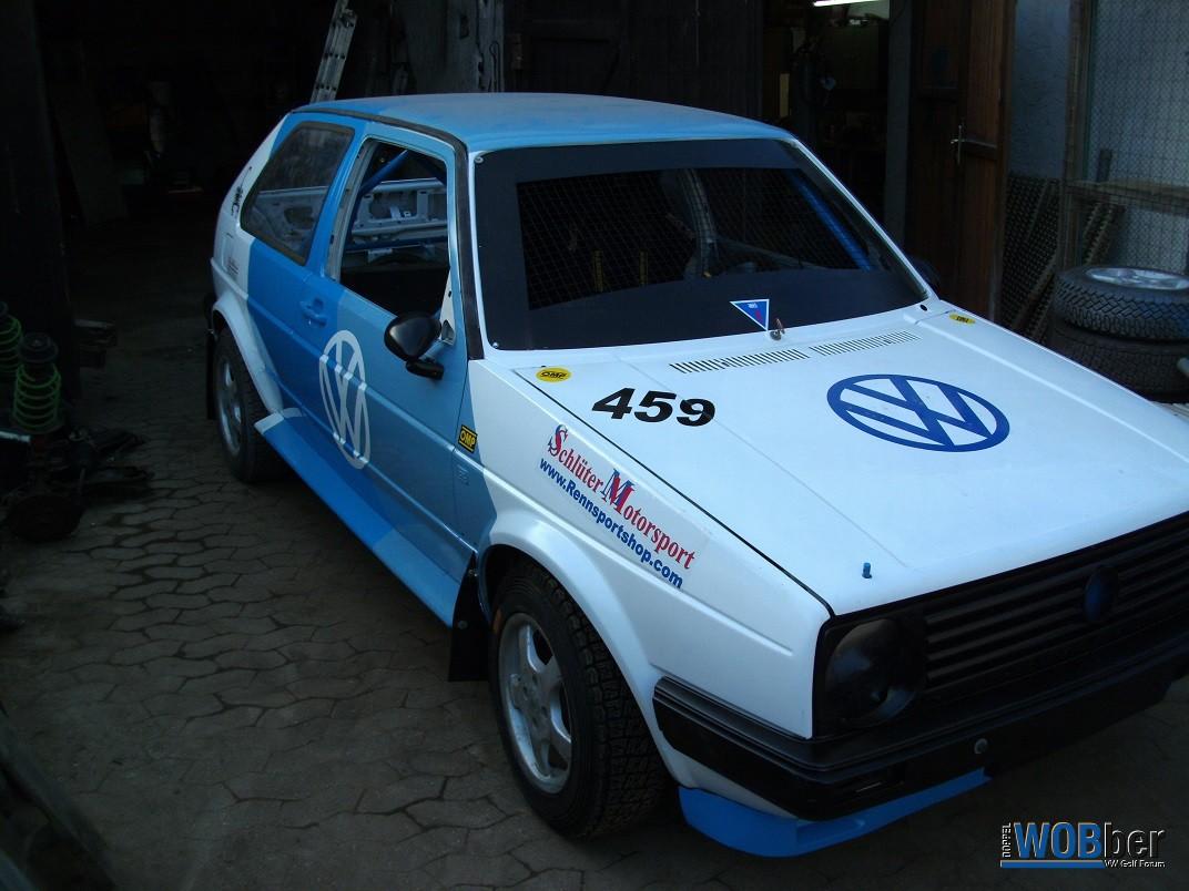 Bruno.K  Autocross Golf 2 Syncro 1,8l 16V