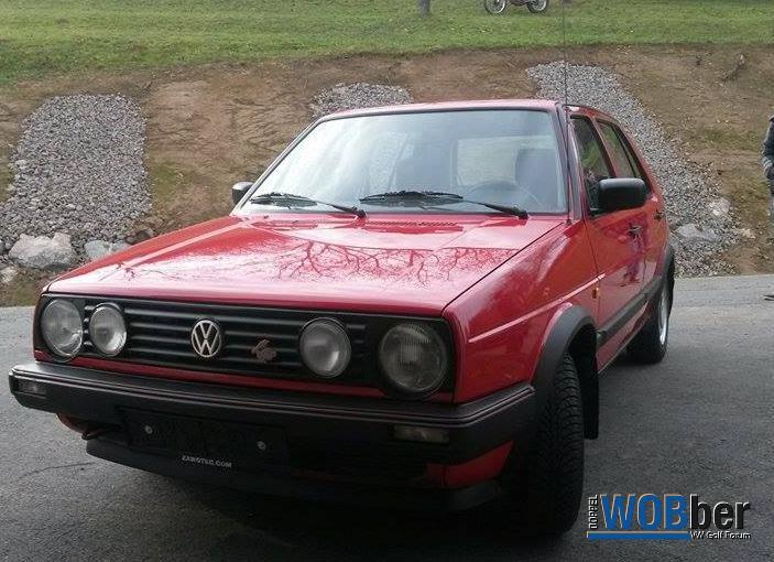 Golf 2 Bj 1991