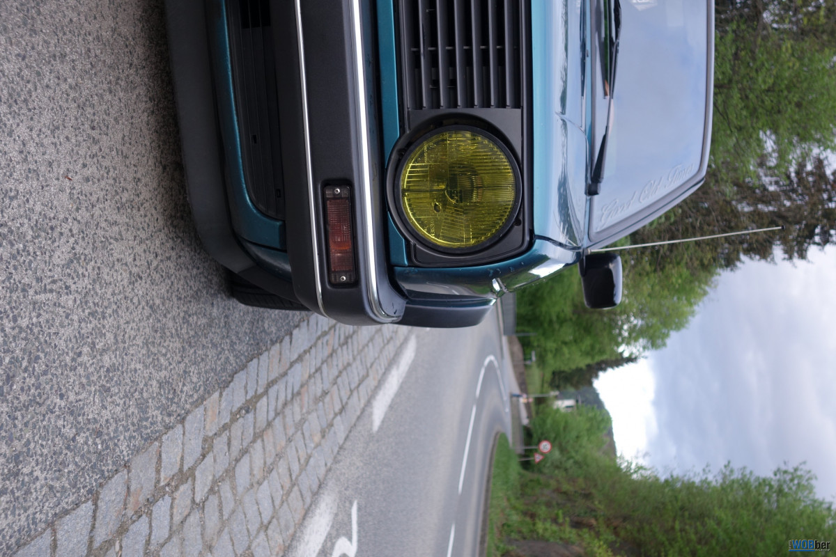 Golf 2 / Renault Reversi / Wörthersee 2015