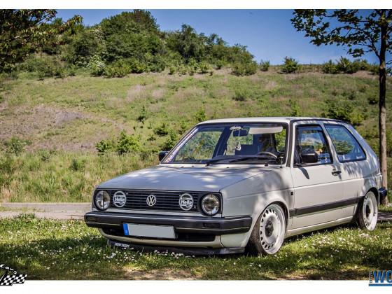 VW Golf 2 CL