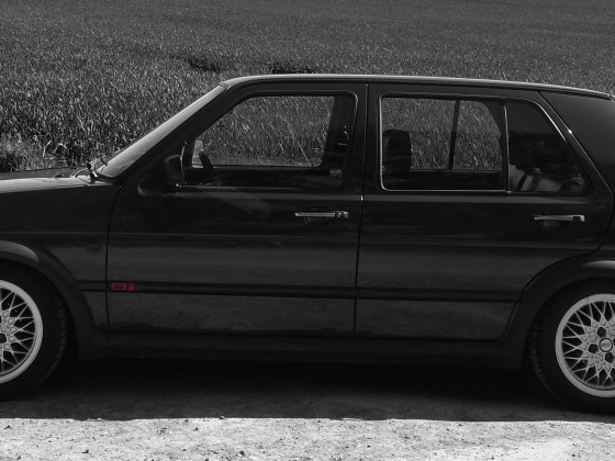 Golf 2 GT Special