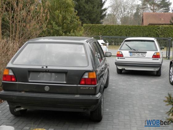 Wechsel vom 87er GT zum 90er CL