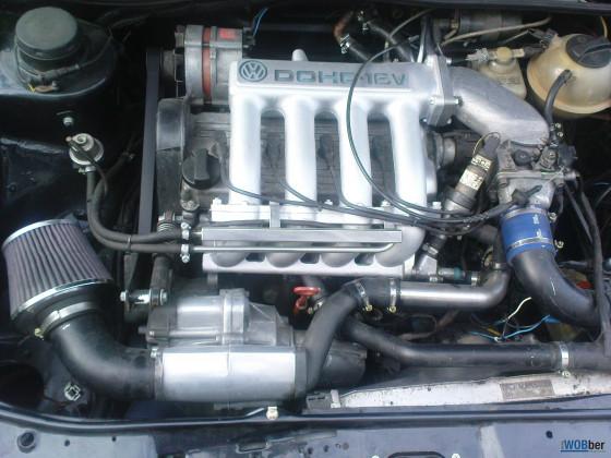 16V-G60 Motor