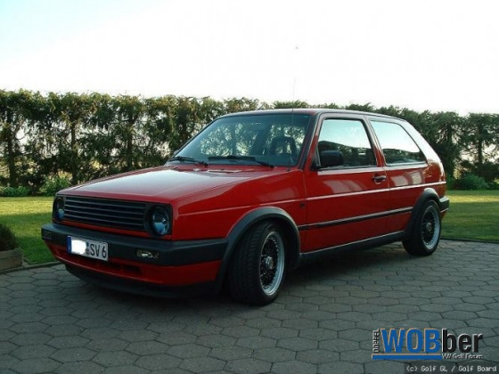 Golf II GTI Edition