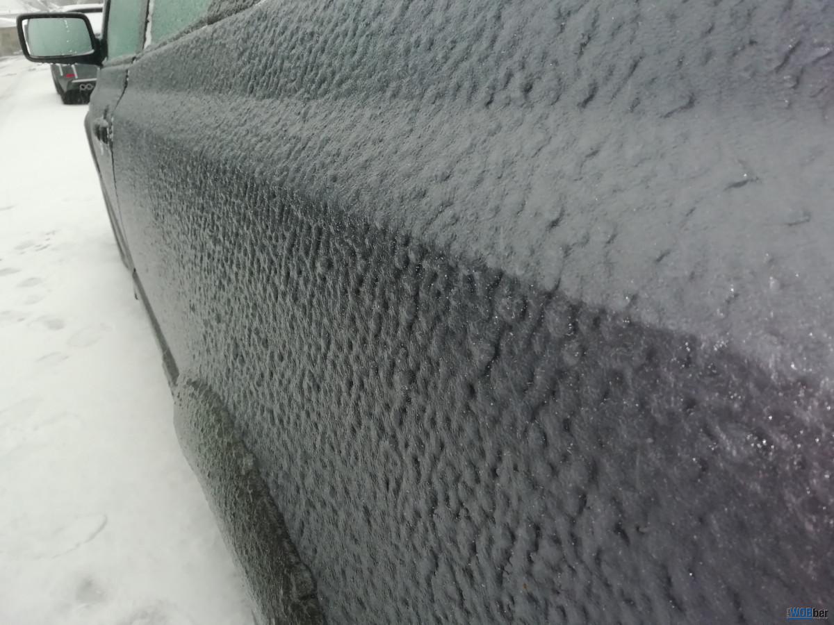 Ganz schön kalt 🥶 07.02.2021