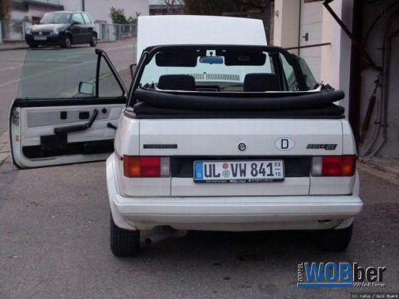 Cabrio aus 1984