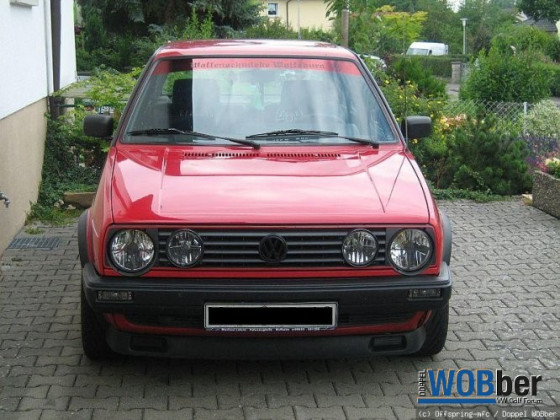 VW Golf 2 Boston