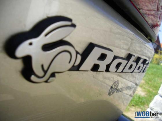 Rabbit Emblem..