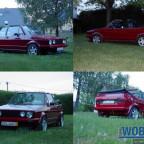 Golf 1 Cabrio von Kirchy