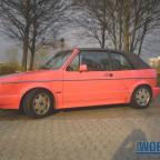 1991 Karmann Cabrio Mod. Youngline 72kw