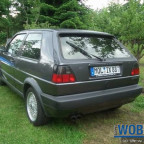 Edition One GTI Heck