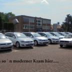 Beim VW Händler.....