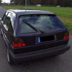 Golf II Fire and Ice