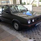 Golf 2 GTI