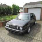 Mein Golf 2 16 V Bj. 1986