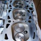 Golf II PF Motor Zylinderkopf nach Bearbeitung 01