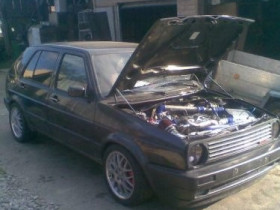 Golf 2 GTI 16VG60Turbo