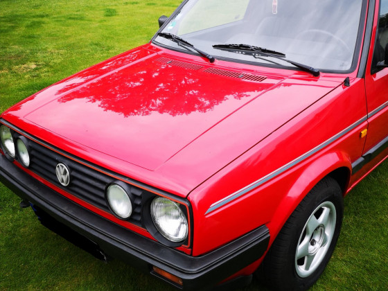 Golf 2 1.3 Cat YUPPIE