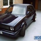 Golf 1 Cabrio