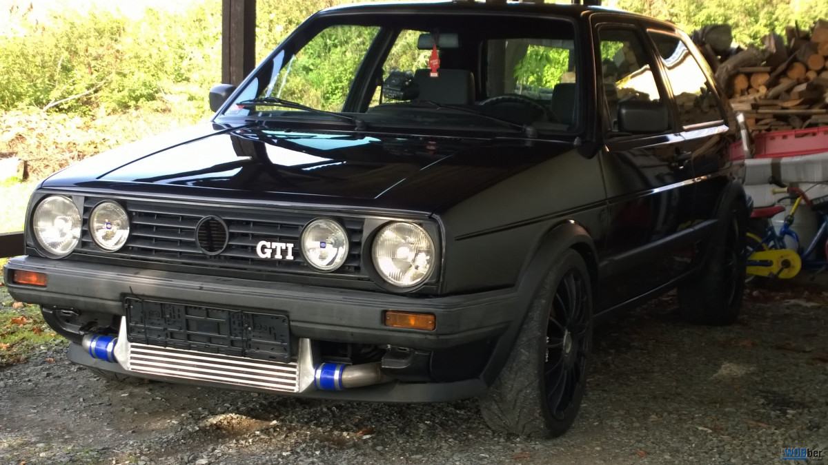 Golf 2 GT vr6 Turbo