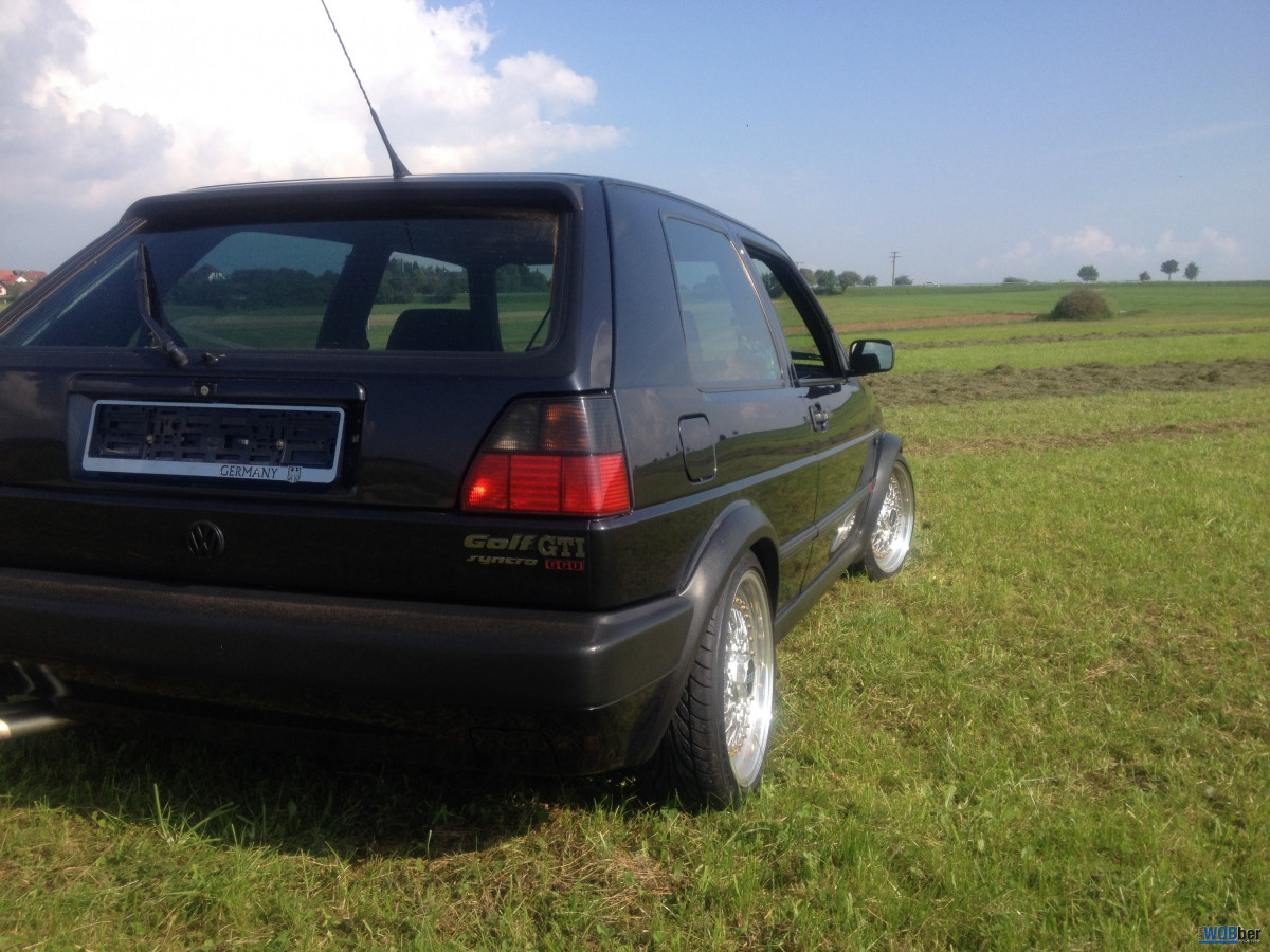 Golf II GTI G60 Syncro Edition One