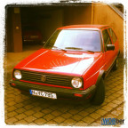Mein Golf 2 Manhatten