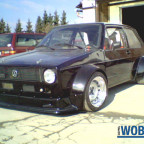 Golf 1 Bergrennen