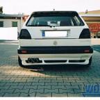 Mein 91er 2er-Golf 19 E CL