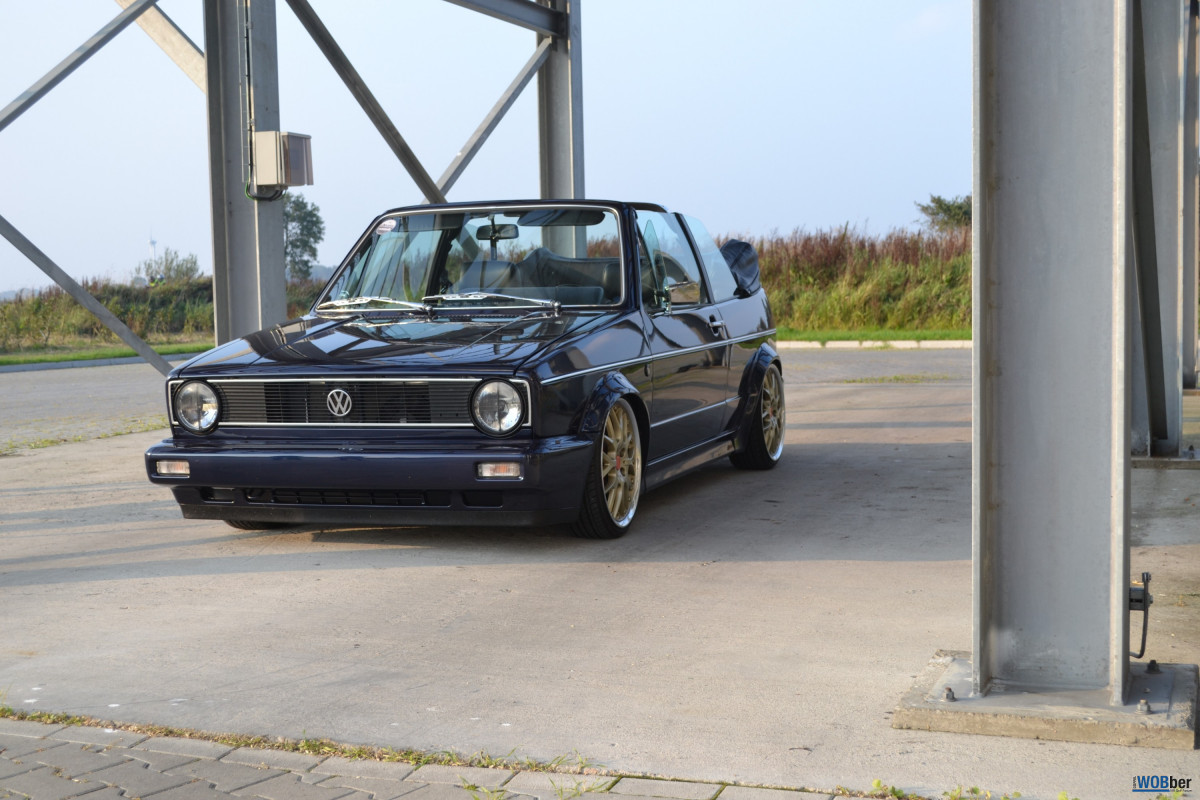 Golf1 Cabrio Classicline G60