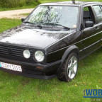 Golf II GT