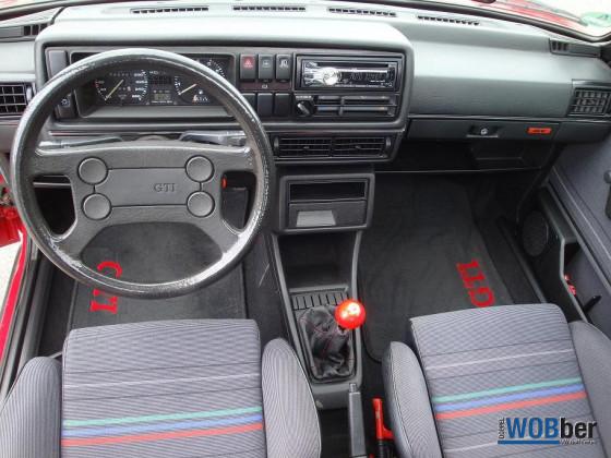 Golf 2 GTI 16V Tornadorot