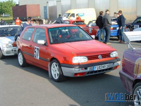 Rallye Golf 3