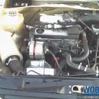 G60 Motor eingebaut
