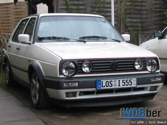 Golf 2 GTi 16v