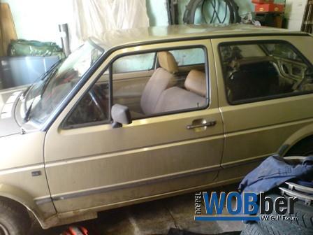 VW Golf 2 Bj.1985