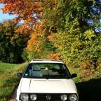 Benzinfuchs´s Golf im Herbst 2