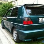 Rallye Golf G60 syncro
