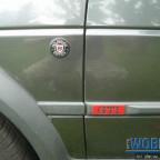 Edition One GTI Emblem