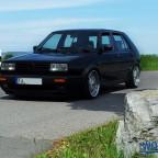 Golf 2 Rallye Front